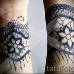tattoo lace bracelet 1