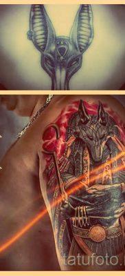 Значение тату Анубис – интересные фото с примерами готовых татуировок на теле