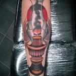 Тату магнит - фото пример готовой татуировки от 24072016 10