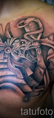 крест анубиса тату – фото татуировки для статьи про значение 3