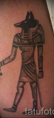 тату бога анубиса – фото татуировки для статьи про значение 4