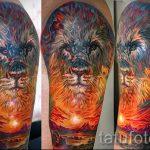 тату закат солнца - фото классной готовой татуировки от 14072016 12