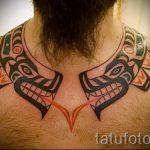тату кит классная работа - фото вариант готовой татуировки от 14072016 29