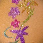 Glitter Tattoo Bikini Foto - Foto Beispiel für 24072016 3