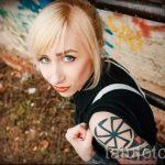 Slaves soleil tatouage - photo fraîche du tatouage fini 14072016 1