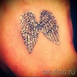 glitter tattoo angel - photo exemple de 24072016 2