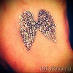 glitter tattoo angel - photo exemple de 24072016 2