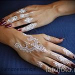 glitter tattoo for brides - Photo example of 24072016 2