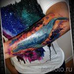 kit de tatouage dans l'espace - la version finale d'une photo du tatouage 14072016 3