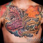 lily couleur de tatouage - photo exemple du tatouage 13072016 2