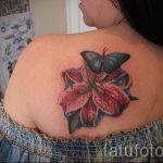 lily tatouage papillon - exemple photo du tatouage 13072016 1