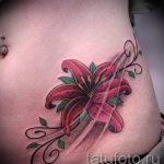 tatouage fleur de lys - exemple photo du tatouage 13072016 2