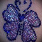 tatouage paillettes bikini photo - Photo exemple de 24072016 1