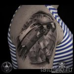 Классны вариант тату для ВДВ - спецназ - фото 15068 tatufoto.ru