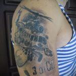 Классны вариант тату для ВДВ - спецназ - фото 21074 tatufoto.ru