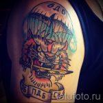 Классны вариант тату для ВДВ - спецназ - фото 26079 tatufoto.ru
