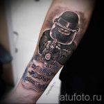 Классны вариант тату для ВДВ - спецназ - фото 31080 tatufoto.ru
