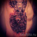 Классны вариант тату для ВДВ - спецназ - фото 35083 tatufoto.ru
