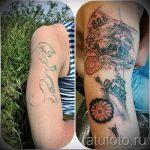 Классны вариант тату для ВДВ - спецназ - фото 36084 tatufoto.ru