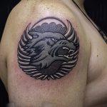 Классны вариант тату для ВДВ - спецназ - фото 41089 tatufoto.ru