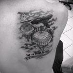 Классны вариант тату для ВДВ - спецназ - фото 42090 tatufoto.ru