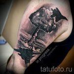 Классны вариант тату для ВДВ - спецназ - фото 46094 tatufoto.ru