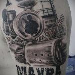 Классны вариант тату для ВДВ - спецназ - фото 5058 tatufoto.ru