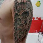 Классны вариант тату для ВДВ - спецназ - фото 51095 tatufoto.ru