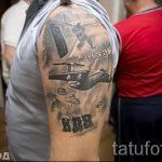 Классны вариант тату для ВДВ - спецназ - фото 53097 tatufoto.ru