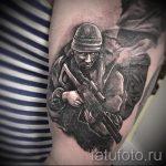 Классны вариант тату для ВДВ - спецназ - фото 55099 tatufoto.ru