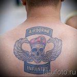 за вдв тату - фото пример татуировки 2050 tatufoto.ru