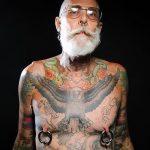 как выглядит тату в старости - пример фото от 01082016 1
