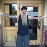 как выглядит тату в старости - пример фото от 01082016 14