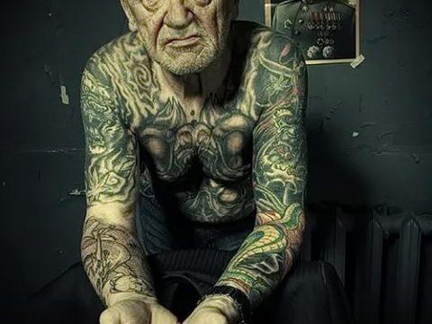 как выглядит тату в старости - пример фото от 01082016 19