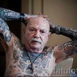 как выглядит тату в старости - пример фото от 01082016 23