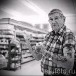как выглядит тату в старости - пример фото от 01082016 28