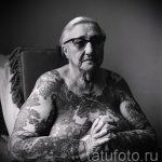 как выглядит тату в старости - пример фото от 01082016 31