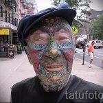 как выглядит тату в старости - пример фото от 01082016 34