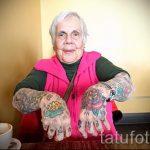как выглядит тату в старости - пример фото от 01082016 44