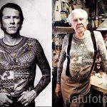 как выглядит тату в старости - пример фото от 01082016 7