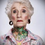 как выглядит тату в старости - пример фото от 01082016 8