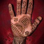 картинки мехенди на руках - фото временной тату хной 3203 tatufoto.ru