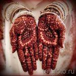 картинки мехенди на руках - фото временной тату хной 5205 tatufoto.ru