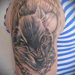 классный вариант тату для ВДВ - фото 1100 tatufoto.ru