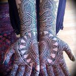 мехенди на двух руках - фото временной тату хной 4222 tatufoto.ru