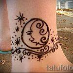 мехенди на ноге браслет - варианты временной тату хной от 05082016 3134 tatufoto.ru