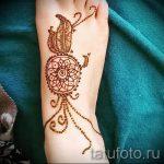 мехенди на ноге ловец снов - варианты временной тату хной от 05082016 5144 tatufoto.ru
