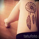мехенди на ноге ловец снов - варианты временной тату хной от 05082016 9148 tatufoto.ru