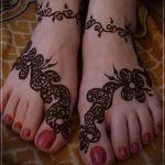 мехенди на ноге эскизы - варианты временной тату хной от 05082016 2205 tatufoto.ru