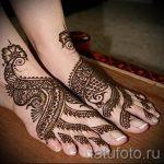 мехенди на ноге эскизы для начинающих - варианты временной тату хной от 05082016 3216 tatufoto.ru